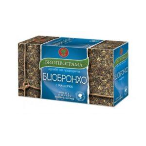 Чай биобронхо БИОПРОГРАМА RodinaSop Българския Онлайн Магазин в Германия