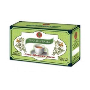 Чай СЕНА БИОПРОГРАМА RodinaSop Българския Онлайн Магазин в Германия