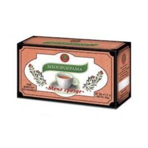 Чай мечо грозде БИОПРОГРАМА RodinaSop Българския Онлайн Магазин в Германия