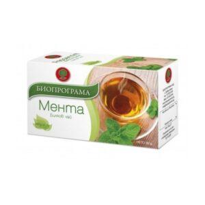 Чай мента БИОПРОГРАМА RodinaSop Българския Онлайн Магазин в Германия