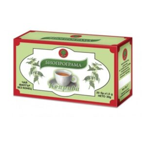 Чай коприва БИОПРОГРАМА RodinaSop Българския Онлайн Магазин в Германия