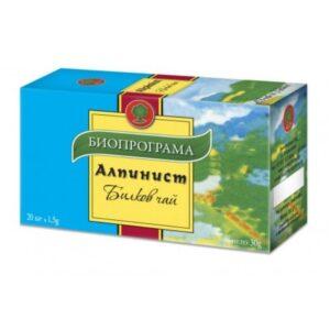 Чай АЛПИНИСТ БИОПРОГРАМА RodinaSop Българския Онлайн Магазин в Германия