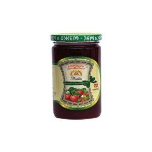 Конфитюр с парченца плодове ягода ДЖЕМ 360гр RodinaShop Българския Магазин в Германия