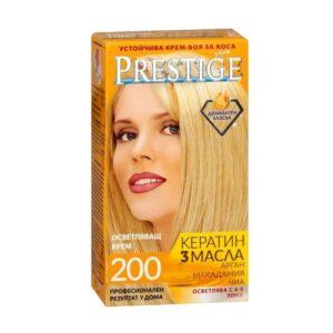 Боя за коса ПРЕСТИЖ №200 осветляващ крем