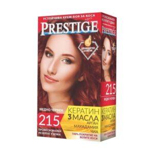 Боя за коса ПРЕСТИЖ №215 медно червено RodinaShop Българския Магазин в Германия