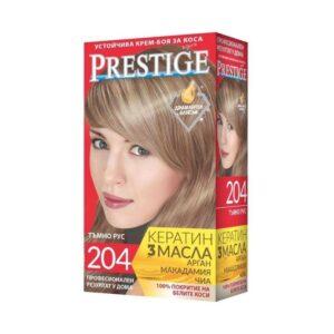 Боя за коса ПРЕСТИЖ №204 тъмно рус RodinaShop Българския Магазин в Германия