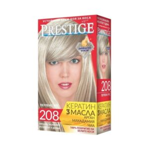 Боя за коса ПРЕСТИЖ №208 перлено рус RodinaShop Българския Магазин в Германия