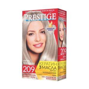 Боя за коса ПРЕСТИЖ №209 светло перлено рус RodinaShop Българския Магазин в Германия